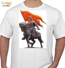 Shivaji Maharaj Jayanti shivaji-king T-Shirt