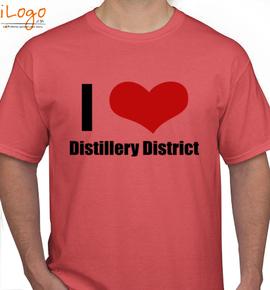 Distillery District - T-Shirt