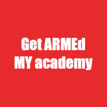 Get-ARMEd-Red T-Shirt