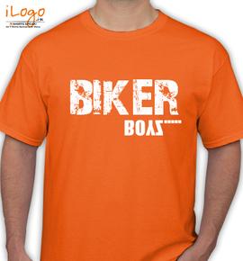 Biker - T-Shirt