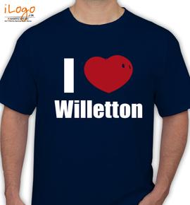 Willetton - T-Shirt