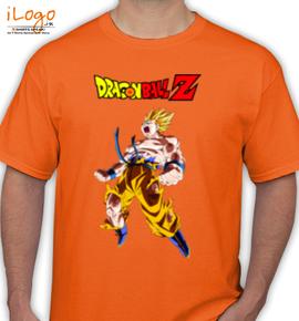 dragon ball z goku - T-Shirt