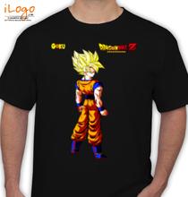 Goku goku-dragon-ball-z T-Shirt