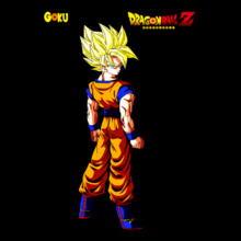 Goku goku-dragon-ball-z T-Shirt