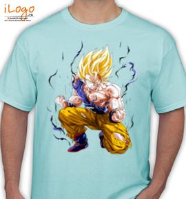 goku super saiyan - T-Shirt