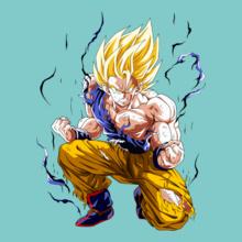 Goku goku-super-saiyan T-Shirt