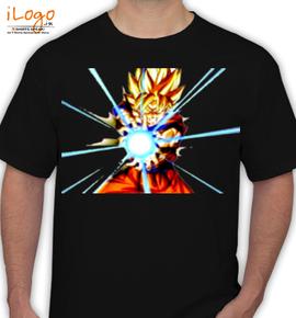 Goku sai - T-Shirt