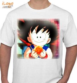 kid goku - T-Shirt