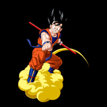 Goku Dragon-Ball-goku T-Shirt