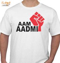 Aam Aadmi Party aam-aadmi T-Shirt