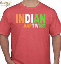 Aam Aadmi Party indian-aap T-Shirt