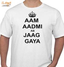 Aam Aadmi Party aam-aadmi-ab-gaya T-Shirt