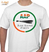 Aam Aadmi Party aam-aadmi-party T-Shirt