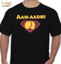 Aam Aadmi Party aam-aadmi- T-Shirt