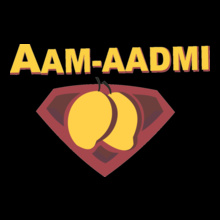 Aam Aadmi Party aam-aadmi- T-Shirt