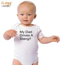Onesies my-dad-drives-astang T-Shirt