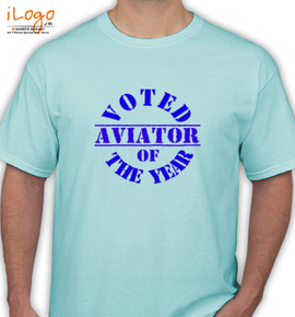 Voted Aviator of the year - T-Shirt