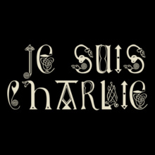 Bestselling Je-suis-Charlie T-Shirt