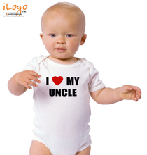 Onesies I-LOVE-ME-UNCLE T-Shirt