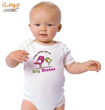 Onesies BIG-SISTER T-Shirt