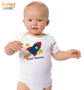 YOUR-NAME - Baby Onesie