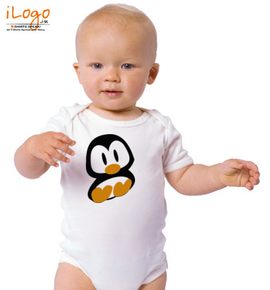 BABY- - Baby Onesie for 1 year