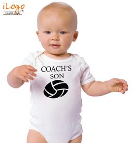 COACH%S-SON - Baby Onesie for 1 year