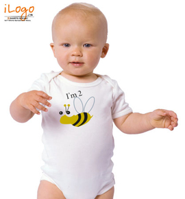 I-M- - Baby Onesie for 1 year