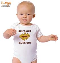 Onesies SUN%S-OUTN-GUNS-OUT T-Shirt