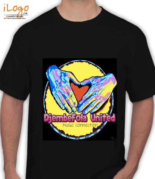 black dfu merchandise:front