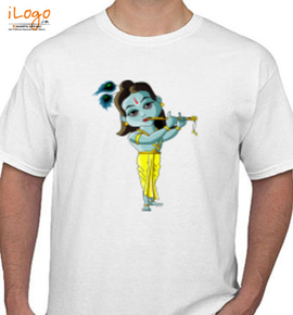 krishna - T-Shirt