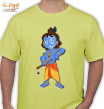 Janmashtami -happy-krishna-janmashtami T-Shirt