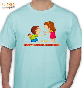 rakshbndhan-men - T-Shirt