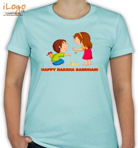 rakshbndhan-women - T-Shirt [F]