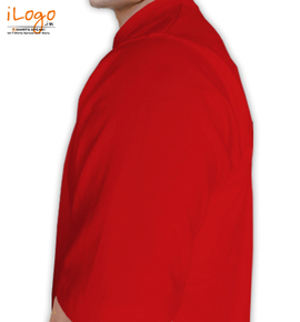 Cyril Left sleeve