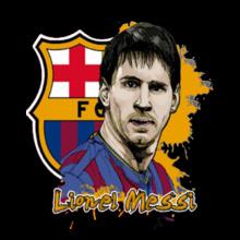 Barcelona Barcelona-messi T-Shirt