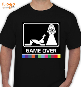 Game Over Final - T-Shirt