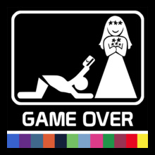 Bachelor Party Game-Over-Final T-Shirt