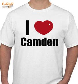 Camden - T-Shirt