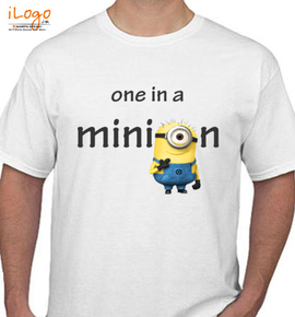 oneinminion - T-Shirt