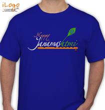 Janmashtami janamashtmi T-Shirt