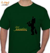 lord-krishna- T-Shirt