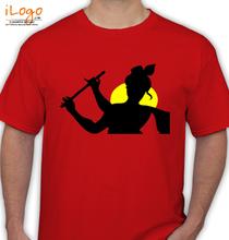 Janmashtami Hare-Krishna-Hare T-Shirt