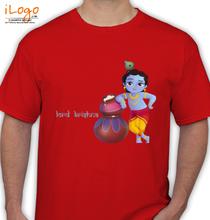 Janmashtami krishna-jan T-Shirt