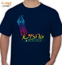 Janmashtami krishna-head T-Shirt