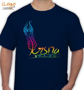krishna-head - T-Shirt
