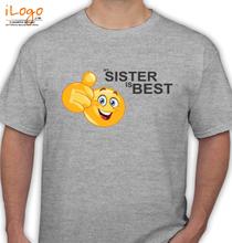 Rakshabandhan MY-SISTER T-Shirt