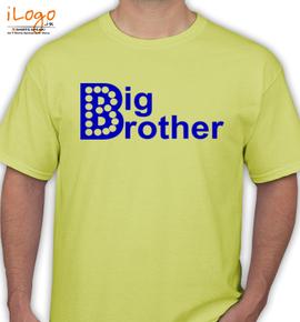 Big-Brother - T-Shirt