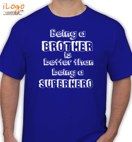 Brother- - T-Shirt