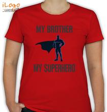 Rakshabandhan Superhero-Brother T-Shirt